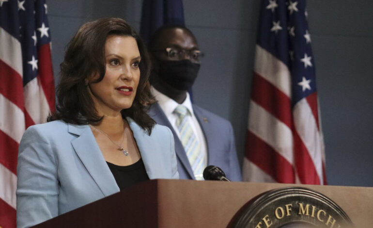 As cases rise over the week, Whitmer warns of stricter mask laws, dialing-back reopening
