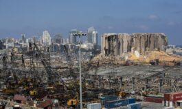"""""""Possibility of external interference"""": Lebanon's president expands blast probe"""