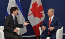 """Palestine is still the issue"": U.N. vote exposes, isolates Canada"