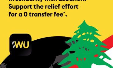 In solidarity: Western Union allows money transfers to Lebanon for zero fees and paid out in U.S. dollars