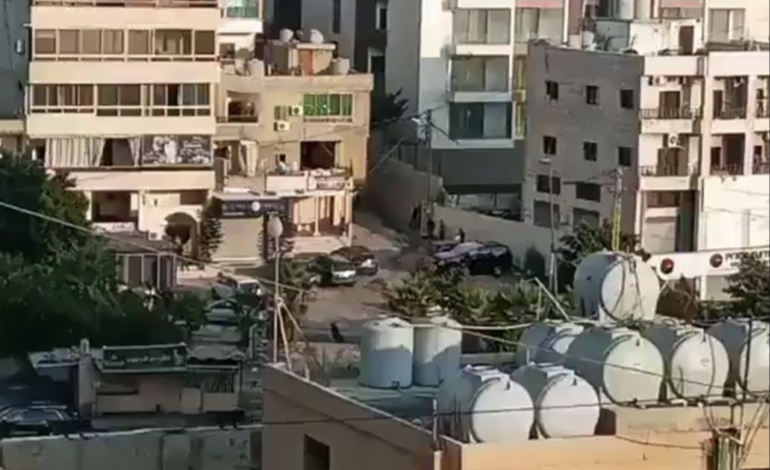 Two dead, several injured in clashes south of Lebanese capital