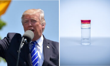 Trump says coronavirus vaccine possible around Nov. 3 election