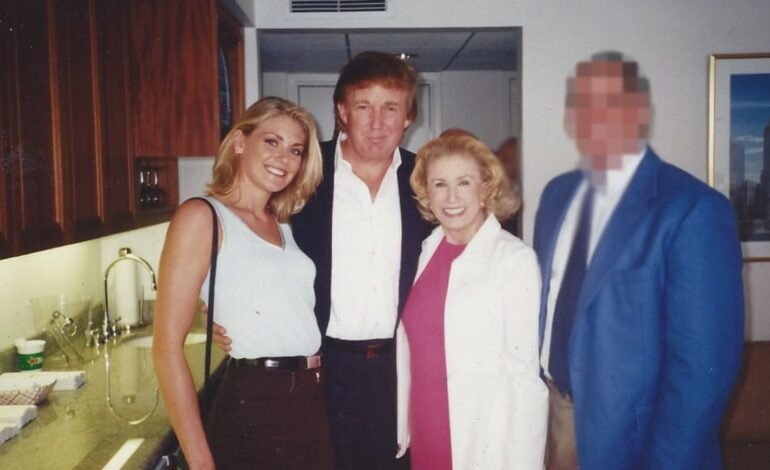 Former model accuses Donald Trump of sexual assault