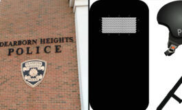 "Dearborn Heights approves ""protective"" gear for its police department"