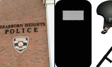 """Dearborn Heights approves """"protective"""" gear for its police department"""