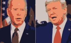 How do Democrats and Republicans differ on Palestine and Israel?