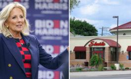 Jill Biden mobilizes voters at Shatila Bakery in Dearborn