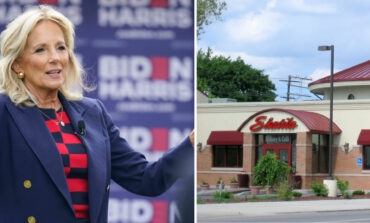 Jill Biden mobilizes voters at Shatila Bakery in Dearborn