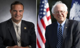 Senator Sanders endorses Brian Mosallam for MSU trustee