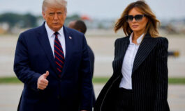 Donald and Melania Trump test positive for COVID-19