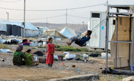 Nowhere to go: Displaced Iraqis desperate as camps close