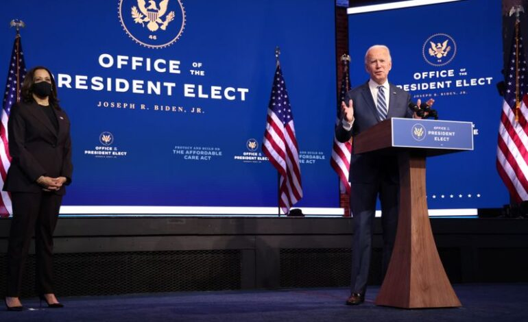Trump presses on with uphill legal struggle hoping to overturn Biden victory
