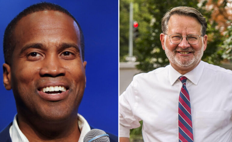 John James concedes to Gary Peters over pleasant Twitter message