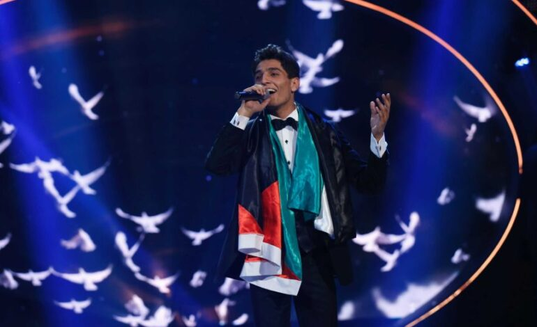 What does Israel have against Palestinian singer Mohammed Assaf?