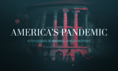 America's pandemic response: A national and global failure