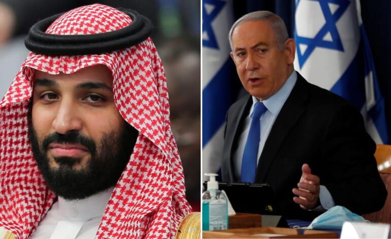 No normalization, but Saudi Arabia and Israel ready to gang up on Iran