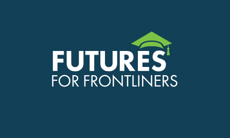 85,000 essential workers apply for Futures for Frontliners scholarship