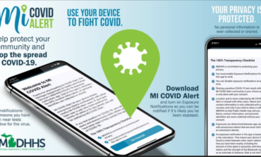 MI COVID Alert app hits nearly half a million downloads in its first month