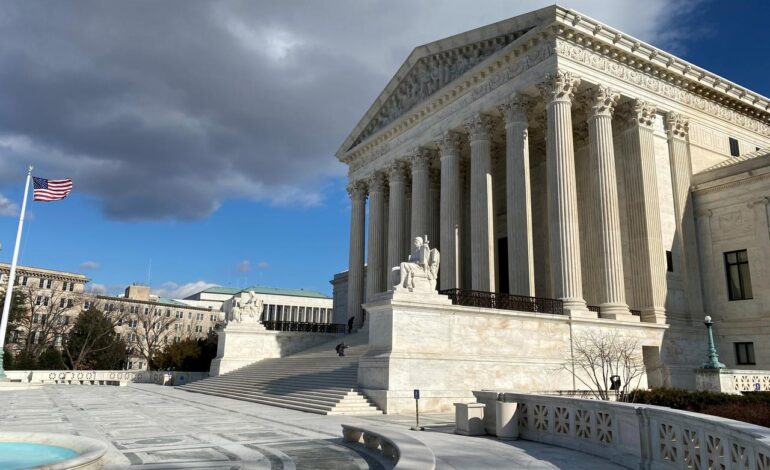 U.S. Supreme Court may not have final say in presidential election, despite Trump threat