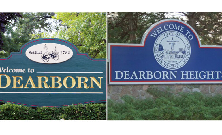 Dearborn and Dearborn Heights election results