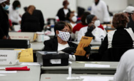 Michigan secretary of state releases rejected ballot data