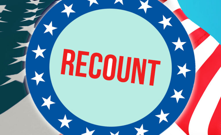 Rules for recounts in presidential battleground states