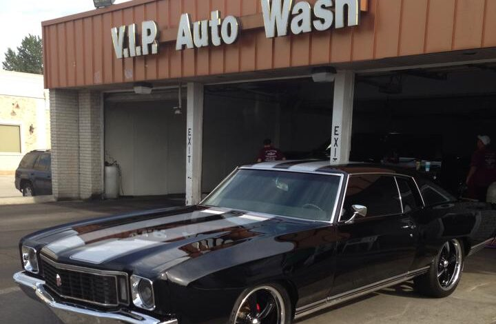 Local car wash accepting Toys for Tots donations