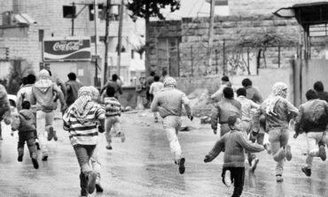 When the people rose: How the Intifada changed the political discourse around Palestine
