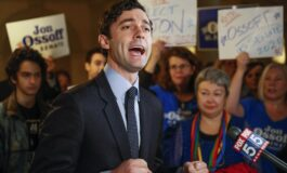 Ossoff wins the remaining Senate seat in Georgia; Dems now in control of the Senate