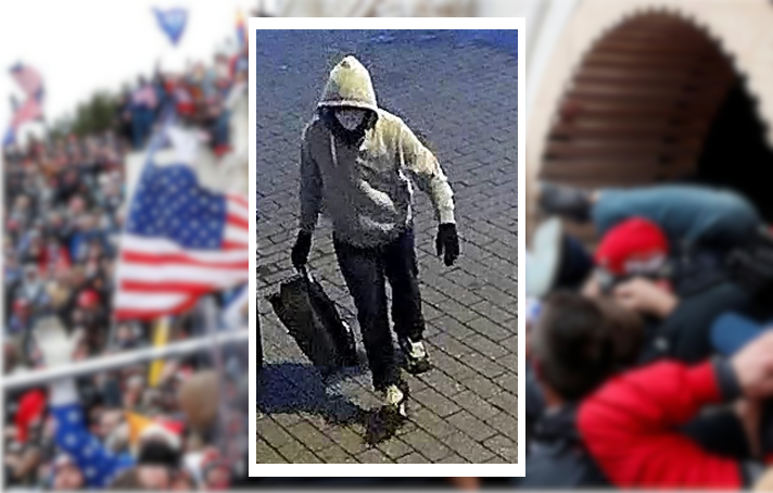 FBI offering $75,000 for information on D.C. pipe bomb suspect