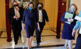 As House deliberates, Senate Republicans mull starting Trump impeachment trial Friday