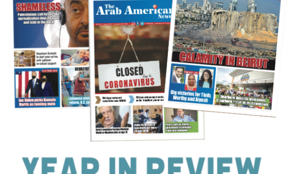 Local year in review: Despite deaths and COVID, Arab Americans make advances in public life