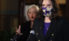 "Whitmer says COVID-19 vaccine is ""way out"" of pandemic"