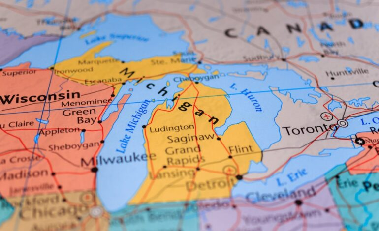 Michigan loses congressional seat as census data shows slow population growth