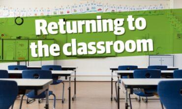 Crestwood Schools announces tentative back to classroom plan
