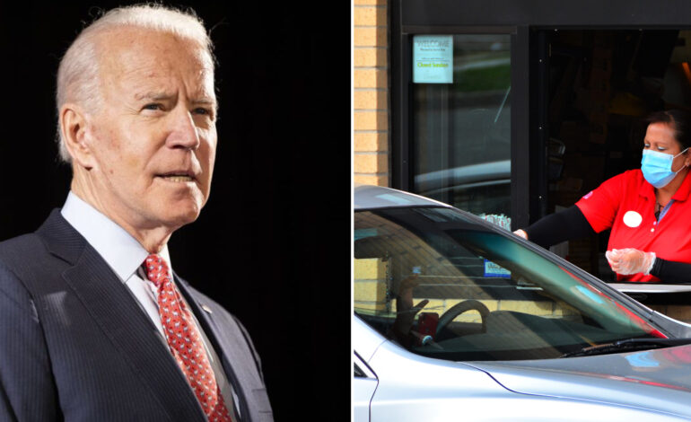 Biden, Dems, hide behind Senate rules to abandon $15 minimum wage
