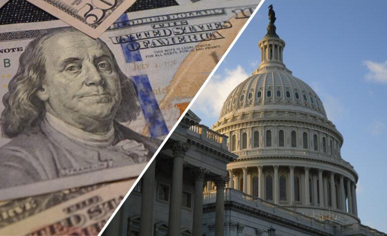 Senate delays debate on Biden's $1.9 trillion COVID-19 bill while it is read aloud