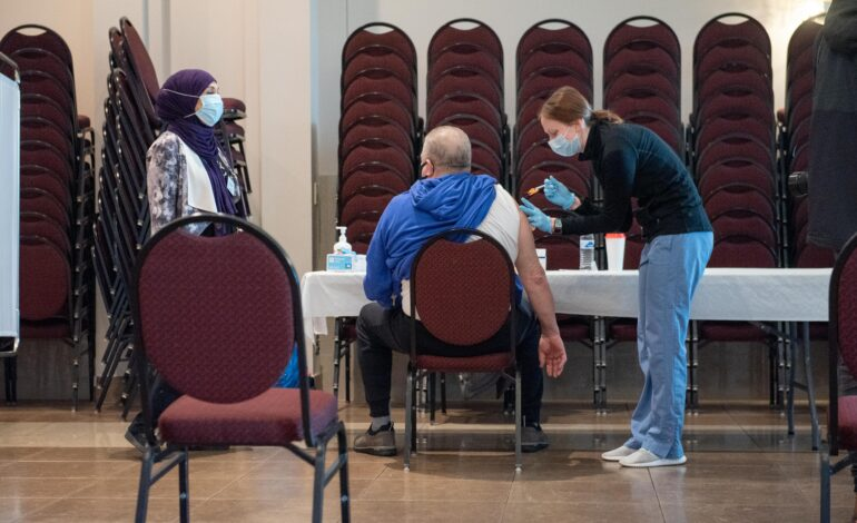 Michigan continues to expand vaccinations efforts