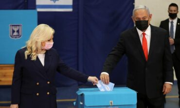 Netanyahu's future uncertain amid Israeli election stalemate