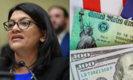 Tlaib, Jayapal reintroduce bill to make monthly relief payments to Americans, without raising U.S. debt