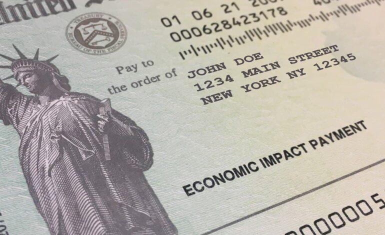 Fewer people will receive full $1,400 payments under Senate, Biden deal