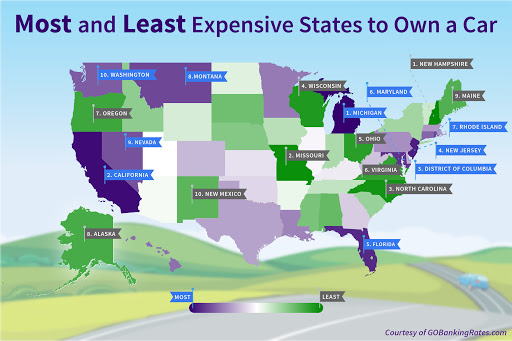 Study: Michigan car ownership is the most expensive in the nation
