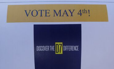 D7 seeking bond approval on special election, May 4