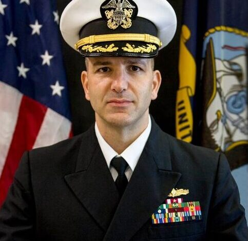 Dearborn native becomes one of the first Muslim Americans to command U.S. naval ship