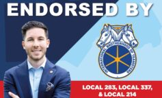 Teamsters endorse Abdullah Hammoud for Dearborn mayor