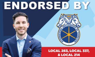 Teamsters endorse Abdullah Hammoud for Dearborn mayor