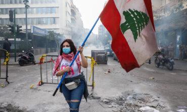 Lebanese president Aoun fears chaos as crisis bites