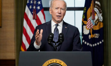 Biden announces plan to end America's 20-year military presence in Afghanistan