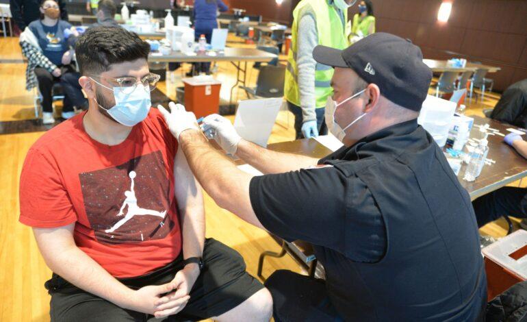 Dearborn vaccination center accepting walk-ins through Thursday