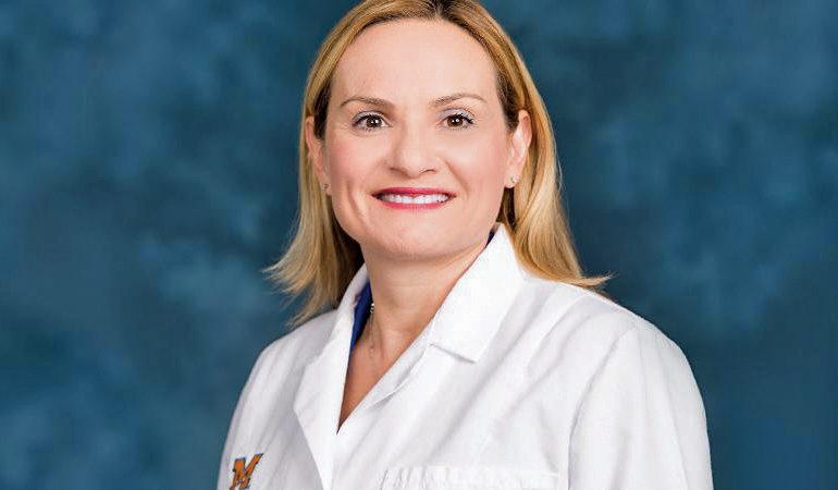 Dr. Maya Hammoud elected at-large member of NBME Executive Board